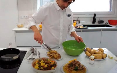 A CNIPT organiza Master Classes online sobre os usos culinários da batata